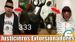 Justicieros de Santa Julia, extorsionadores: PGJ-CDMX