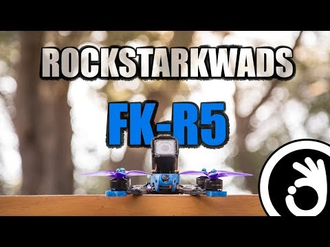 So You Wanna Be a Rockstar? Rockstarkwads FK-R5 Review