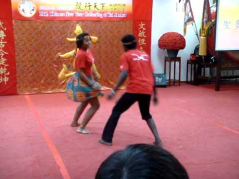 Sao Tome & Principe performance at Taijimen