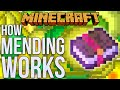 Minecraft 1.9 How Mending Works [Minecraft Myth Busting 92]