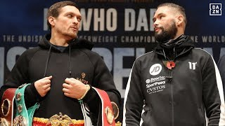 Usyk vs. Bellew Final Press Conference 🎙