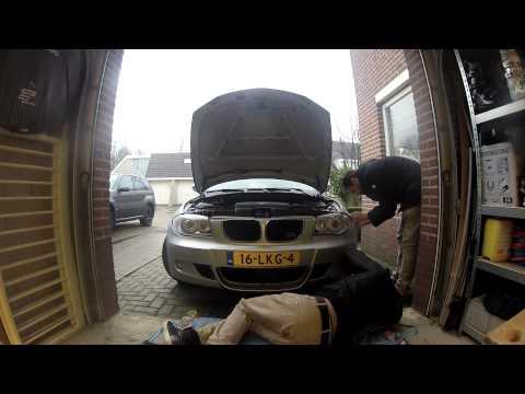 BMW 1 Serie E81/E87 Remove M Front Bumper