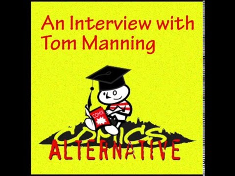 Interview with Tom Manning - The Comics Alternative