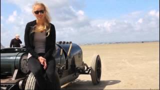 Opel Rennwagen 1914 Test - Gammel racerbil