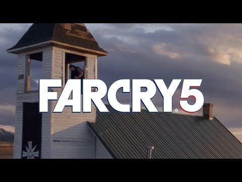 Far Cry 5 | Poster Teases a Last Supper with Fanatics