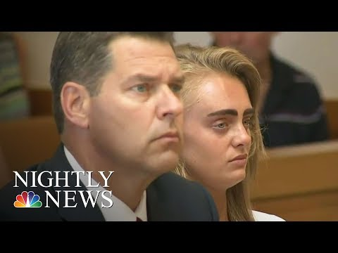 Teen In Suicide Texting Case Sentence To Prison | NBC Nightly News
