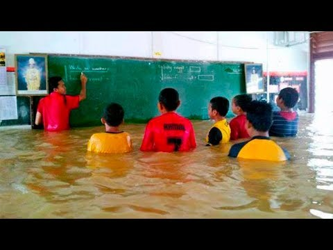 THE 10 STRANGEST SCHOOLS In The World