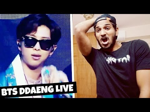 BTS DDAENG (땡) LIVE - RM SUGA JHOPE PROM PARTY REACTION [BTS FESTA 2018]