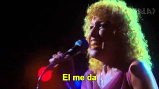 THE ROSE BETTE MIDLER,  WHEN A MAN LOVES A WOMAN  subtitulos español