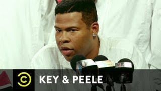 Key & Peele - Boxing Press Conference thumbnail