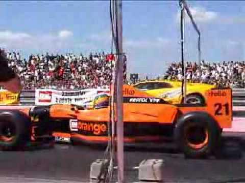drag race: F1 Vs Lambo