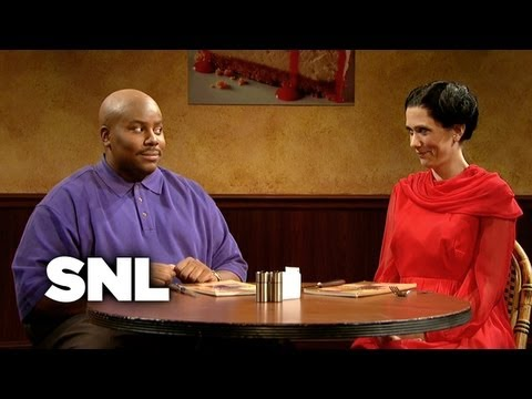 Iconoclasts: Bjork and Charles Barkley - Saturday Night Live