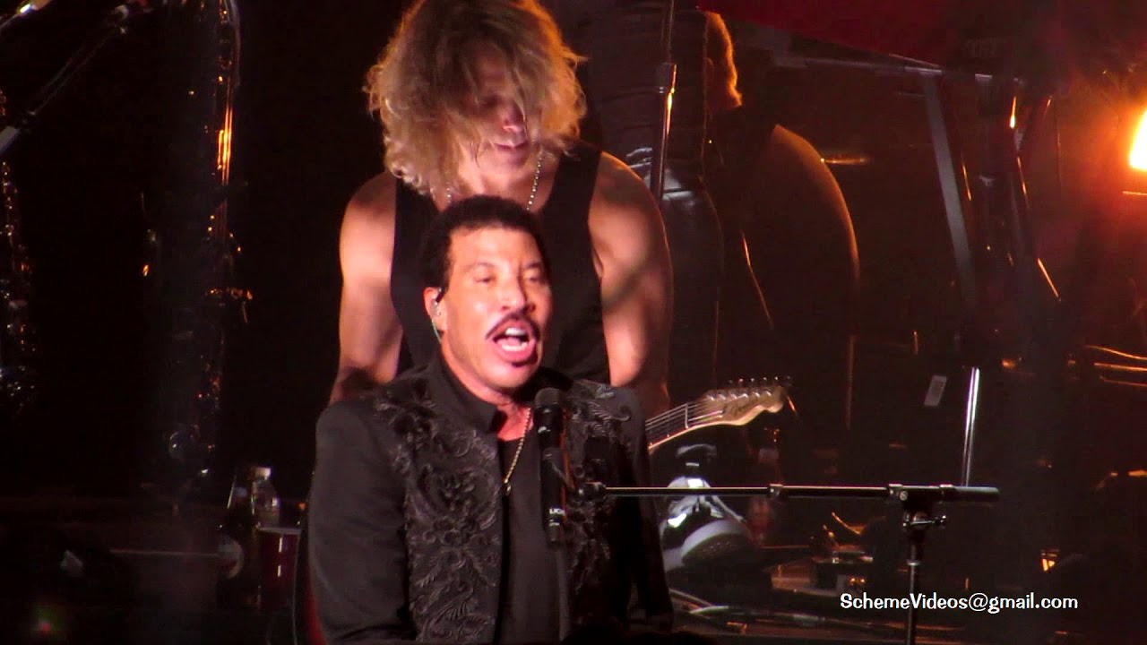 Lionel Richie Say You Say Me Madison Square Garden New York City 8 19 17 Youtube