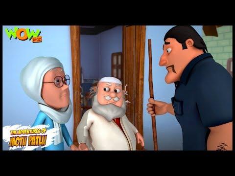 Makan Malik - Motu Patlu in Hindi WITH ENGLISH, SPANISH & FRENCH SUBTITLES thumbnail
