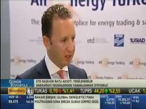 Batu AKSOY All Energy Turkey 2013