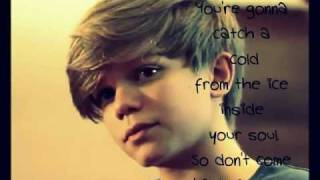 Ronan Parke - Jar of hearts with lyrics HD