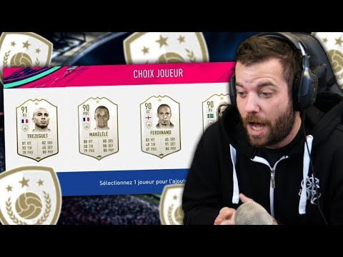 DEUX SBC ICON + PACK OPENING - FIFA19
