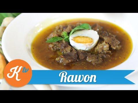 Resep Rawon (Beef Black Soup Recipe) | ARIMBI NIMPUNO