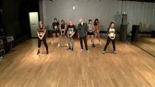 Repeat youtube video BIGBANG(GD&T.O.P) - '쩔어(ZUTTER)' DANCE PRACTICE