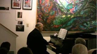 "Stephen Fierros plays ""Vogel als Prophet"" from Waldszenen, Op. 82 by Robert Schumann"