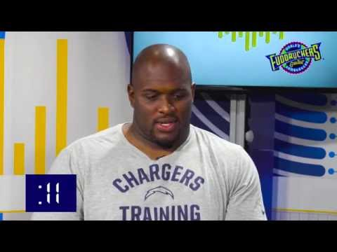 61 Seconds with Brandon Mebane