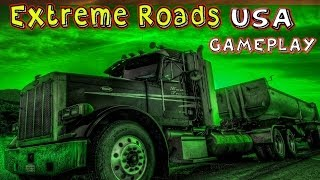 Extreme Roads USA Gameplay PC HD