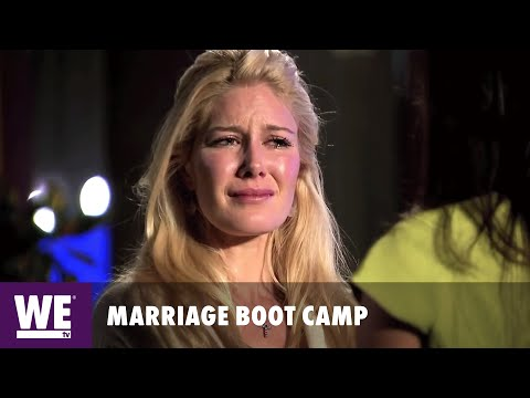 Marriage Boot Camp: Reality Stars | Heidi Montag Learns to Forgive | WE tv
