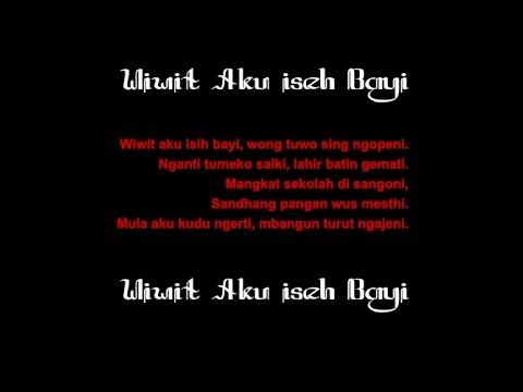 [Official Video] Wiwit Aku iseh Bayi || OMAH CANGKEM
