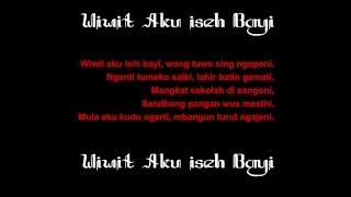 [Official Video] Wiwit Aku iseh Bayi    OMAH CANGKEM