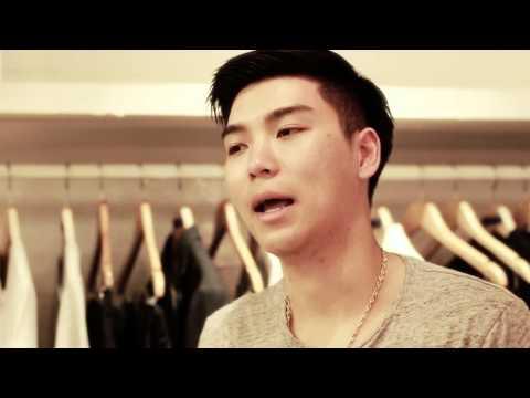 นัท ณัฐพล Young Designer เสื้อผ้า แฟชั่นชาย ในสไตล์ Leisure Project   BY WHO I AM EP 110