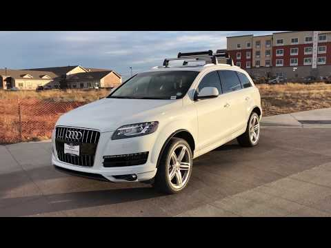2015 Audi Q7 | Read Owner and Expert Reviews, Prices, Specs
