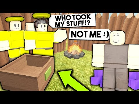 I Joined A GOD TRIBE Then I Made Them MAD... What They Did Will Shock YOU! | Roblox Booga Booga