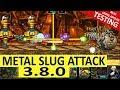 Metal Slug Attack 3 8 0   GOLDEN AMADEUS TYPE AI  MOLLY  SPECIAL FAT MARCO  GOLDEN MORDEN ROBOT