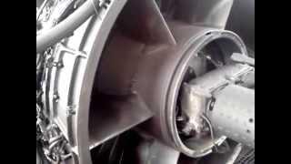 запуск двигателя ту-16