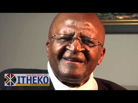 South Africa Partners Itheko Message from Archbishop Desmond Tutu