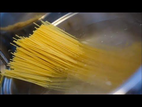 Как правильно варить макароны