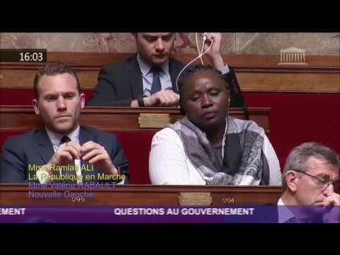 Mayotte-Comores à l'Assemblée nationale