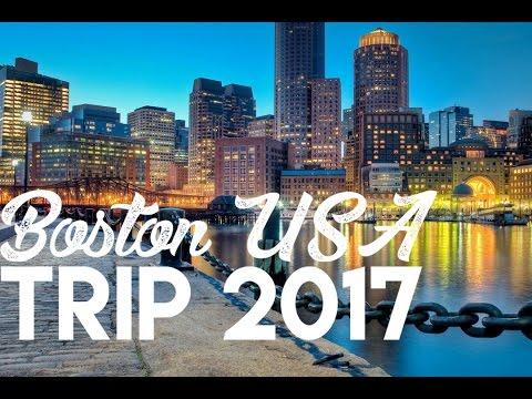 Boston USA Trip 2017