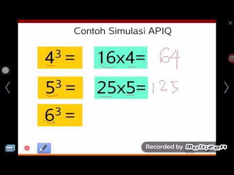 Akar Kubik Cepat 1 Matematika Sd Kelas 6 Pangkat 3 Youtube