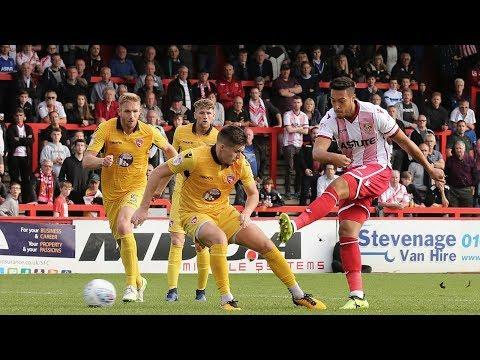 HD HIGHLIGHTS | Stevenage 2-1 Morecambe | League Two 2017/2018