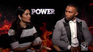 POWER cast talks favorite scenes from the show