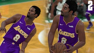 NBA 2K18 - Kobe Bryant MyCareer #2   Mamba Mentality  