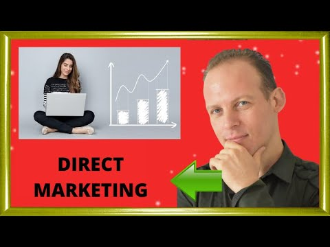 What is direct marketing & how to use direct marketing strategy to promote your business