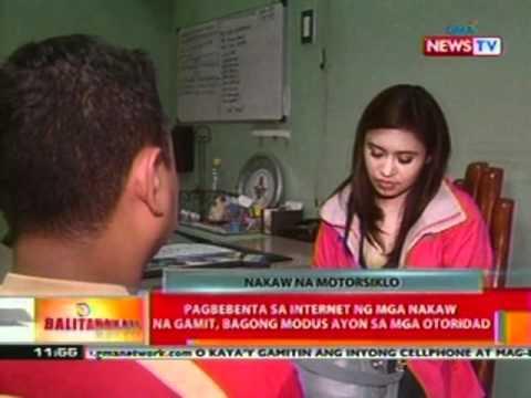 BT: Pagbebenta sa internet ng mga nakaw na gamit, bagong modus ayon sa mga otoridad