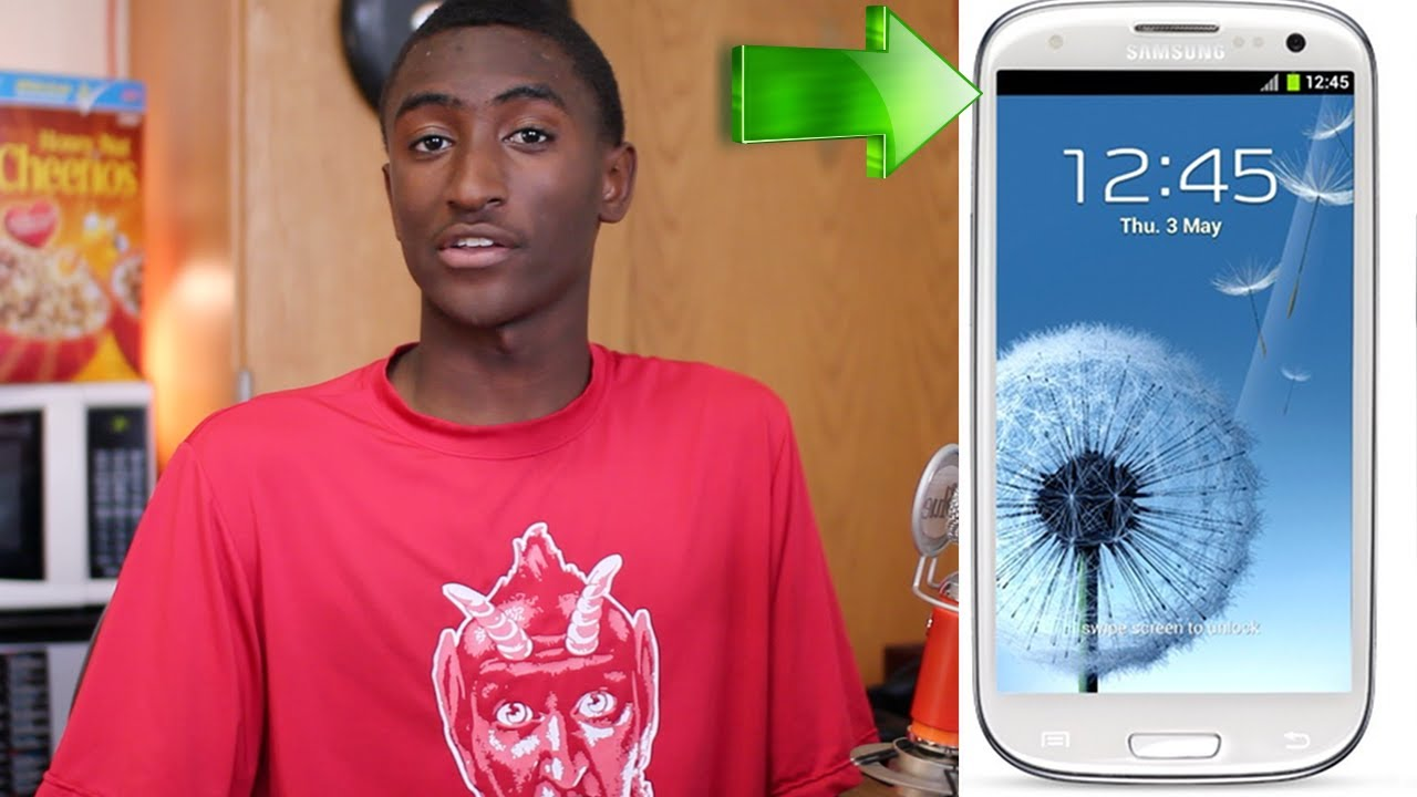 Samsung Galaxy S III Design: Explained!