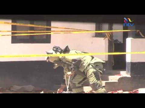 Police discover house used to plot attack, meters from station