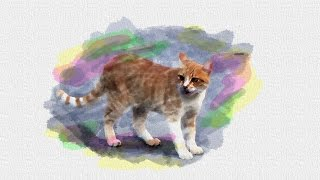 Turn Any Photo Into a Watercolor Painting | Photoshop CC