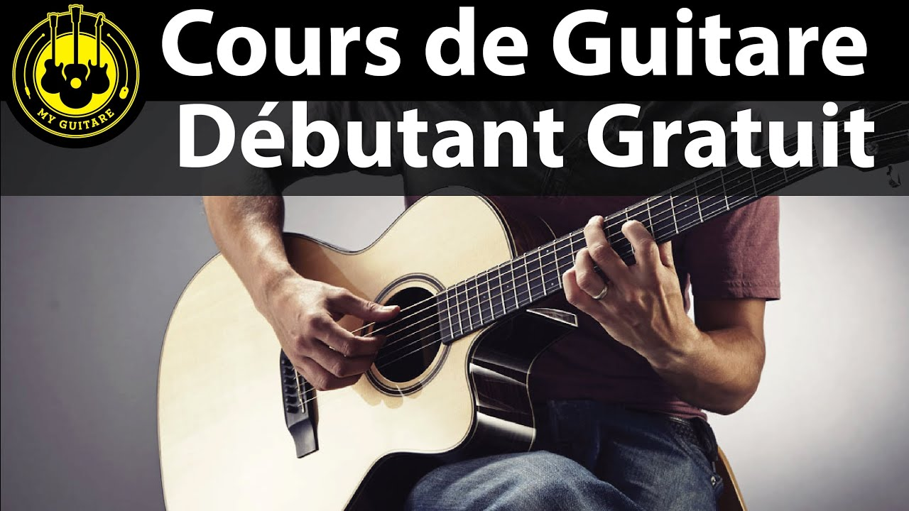 cours de guitare d butant gratuit pour bien d buter la guitare youtube. Black Bedroom Furniture Sets. Home Design Ideas
