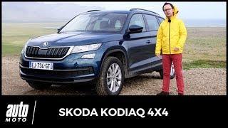2017 Skoda Kodiaq 4x4 150 [ESSAI OFFROAD] : dans son élément