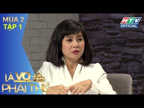 HTV LÀ VỢ PHẢI THẾ 2   Kiều Minh Tuấn mong có con với Cát Phượng   LVPT #1 FULL   10/4/2018